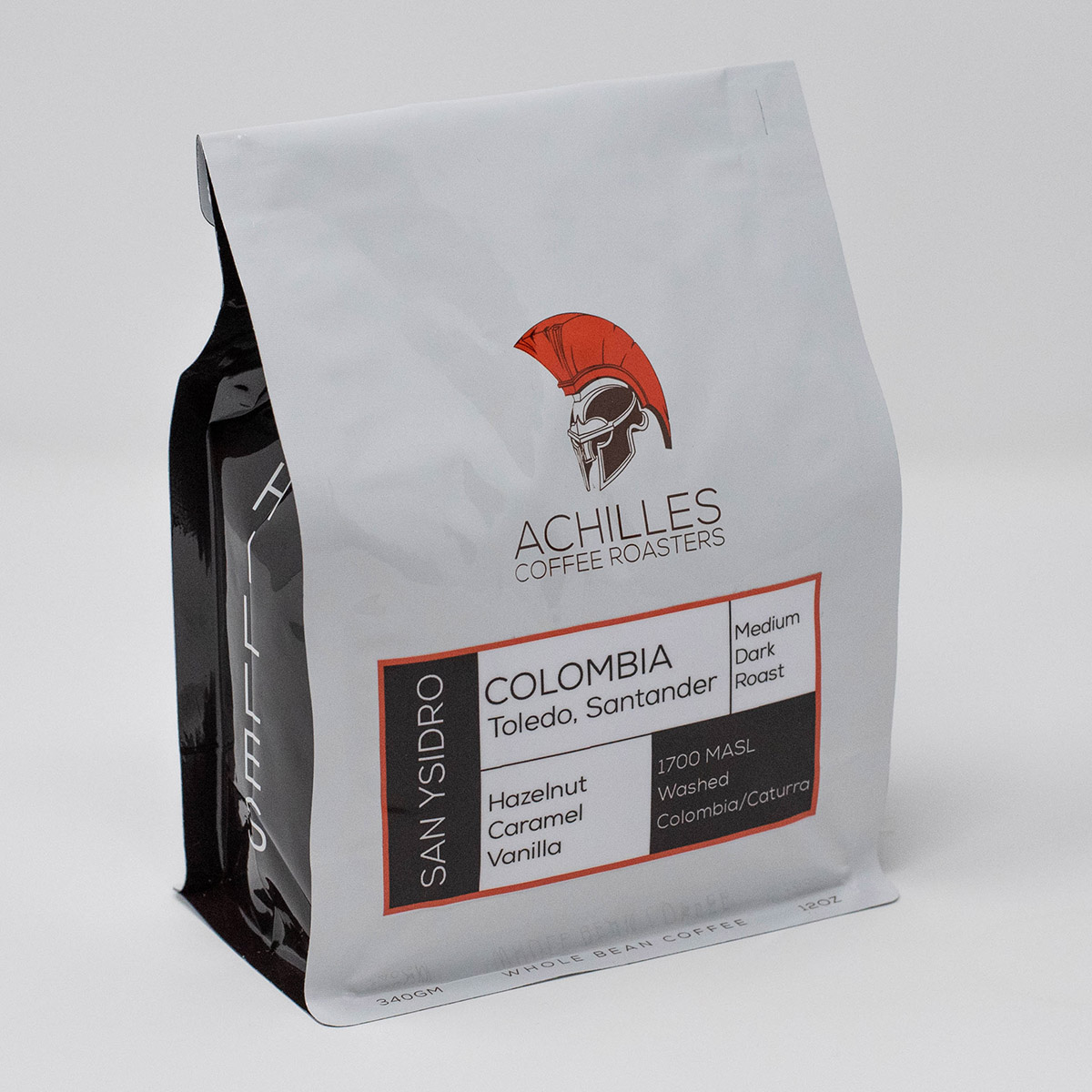 Whole Bean Medium Roast Coffee from Colombia