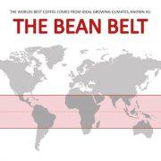Bean Belt Major Coffee Growing Regions of the World