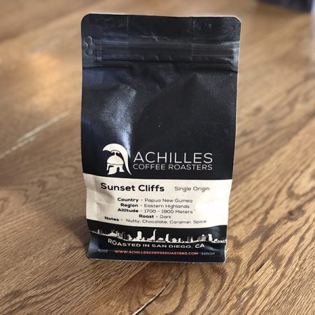 Craft Coffee Subscription Achilles Coffee 1 Bag