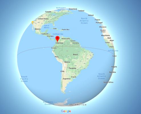 Colombian Coffee Beans Single Origin Achilles Coffee Roasters San Diego